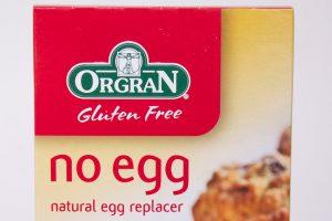 No Egg eivervanger