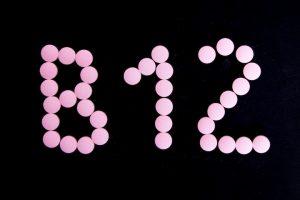 Een B12-tekort, supplement