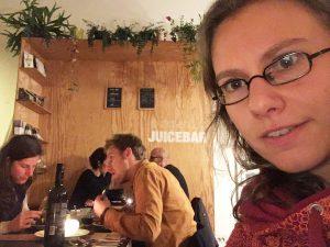 Eten vol Leven - rawfood restaurant in Antwerpen