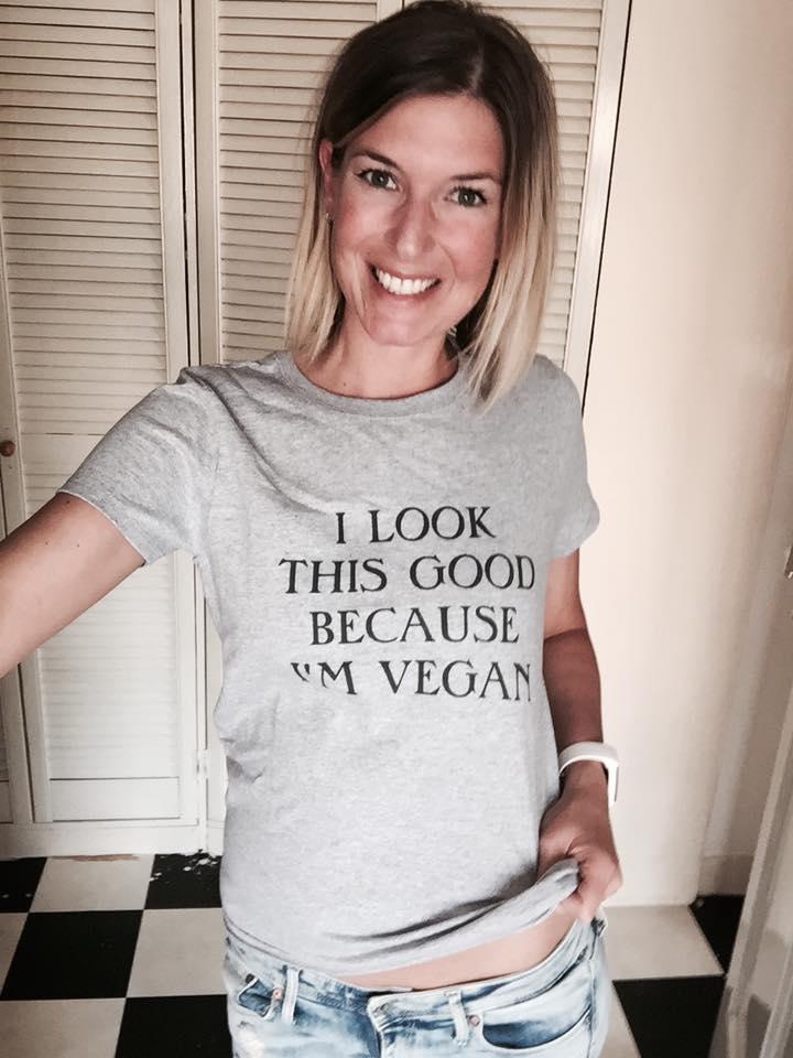 Loes Stoop vegan