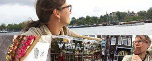 The Dutch Weedburger Joint en Vega-Life in Amsterdam - Vegan uit