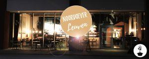 Noordoever Leuven - vegetarisch restaurant Vaartkom