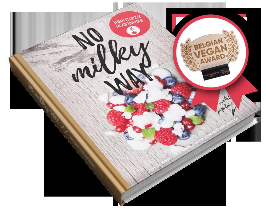 No Milky Way Vegan desserts