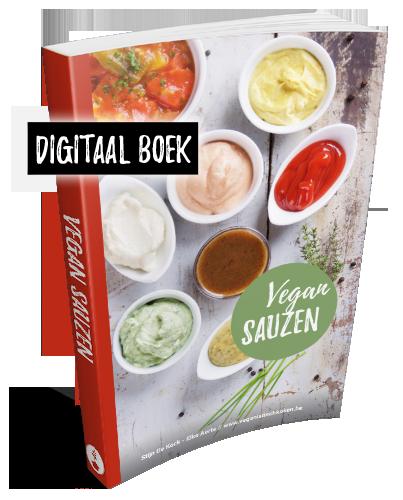 Vegan sauzen ebook