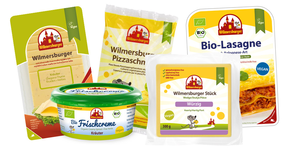 Wilmersburger vegan kaas