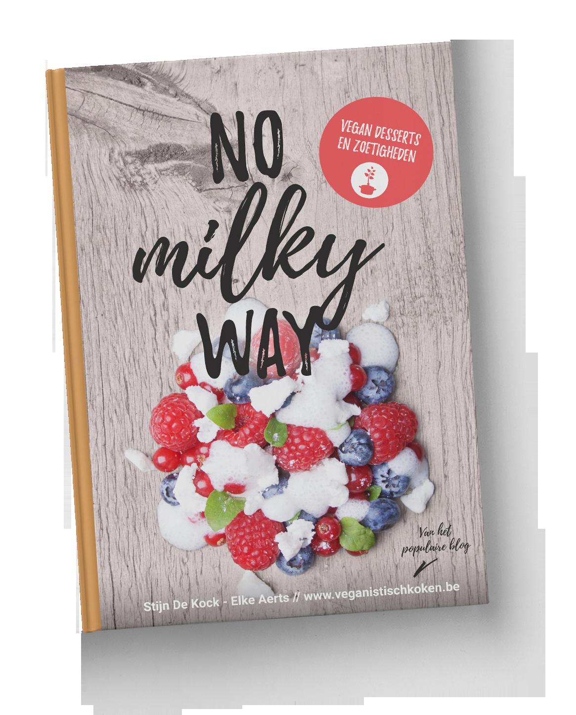 No milky way - vegan desserts