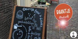 Daantje Food & drinks in Dordrecht - vegan restaurant