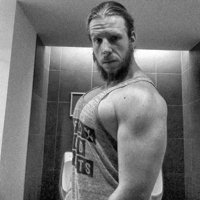 Joachim Brokken - vegan bodybuilder en powerlifter
