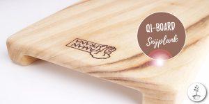 Qi-board Amanprana houten snijplank