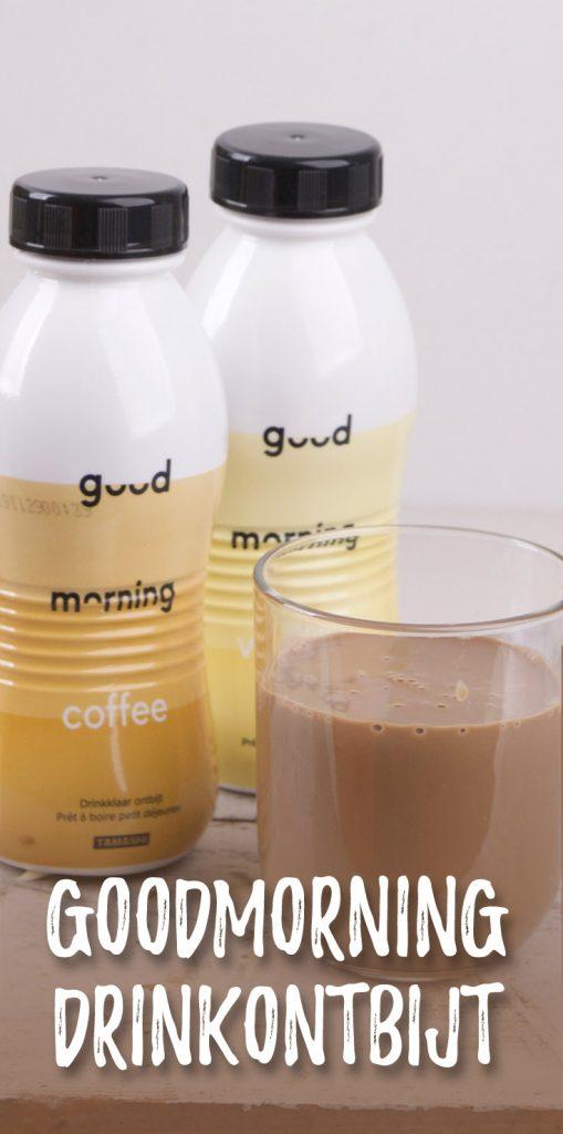 drinkontbijt goodmorning van Tamashi review