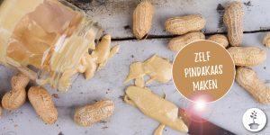 Pindakaas maken - recept