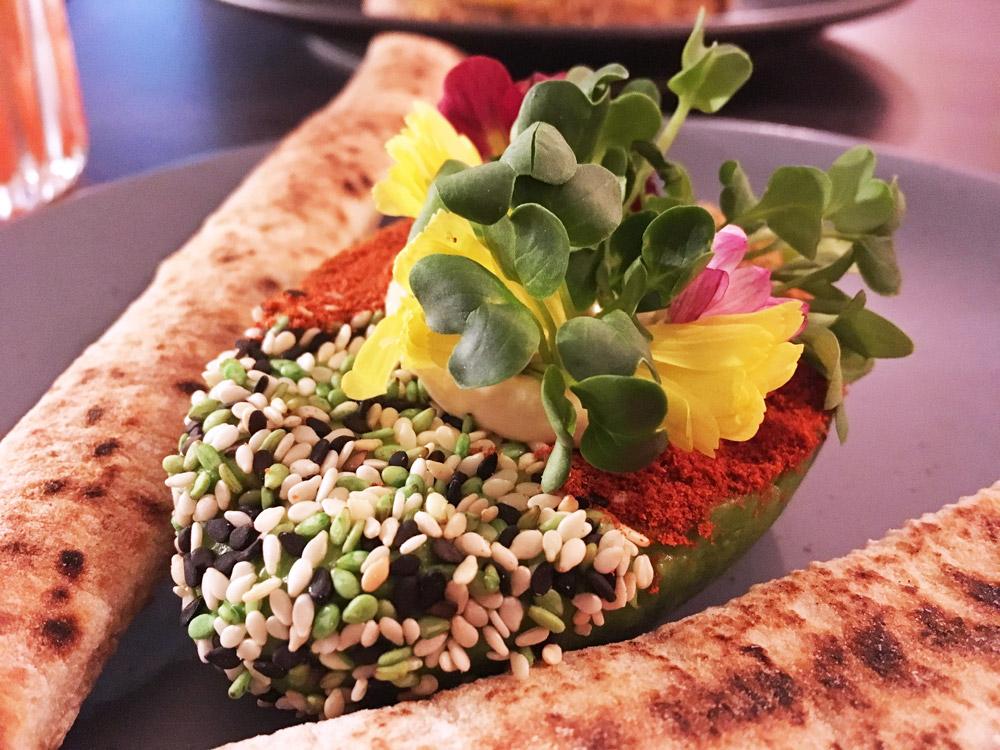 Avo garden - vegan in the Avocado show