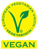 European Vegetarian Union - Europees vegan logo