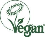 Vegan Society - label