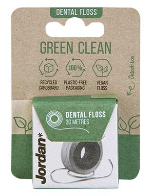 Jordan green clean vegan flosdraad- plasticvrij