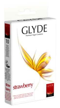 Vegan condooms - glyde