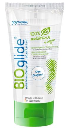 vegan glijmiddel - bioglide