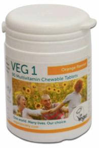 Veg1 - vegan supplement
