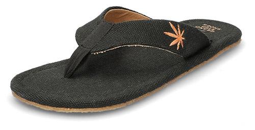 Teenslippers hennep van Grand step shoes