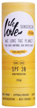 We love the planet zonbescherming vegan