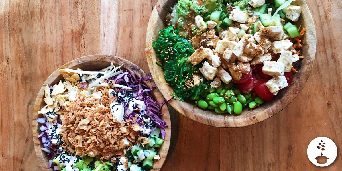 Vegan poke bowl maken (recept)