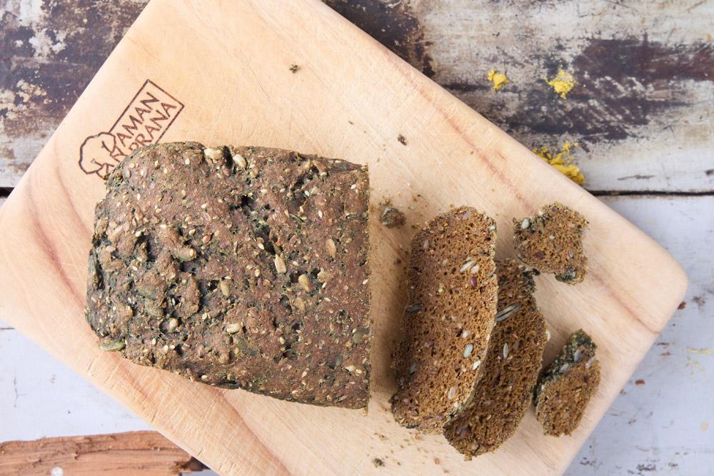 eiwitrijk en koolhydraatarm brood van Nutrifoodz