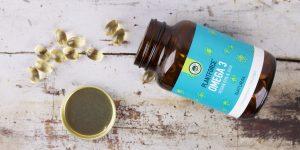 Plantforce omega 3 - review