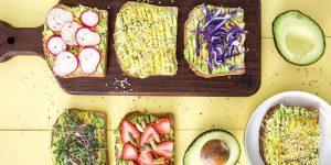 Hoe maak je avocadotoast? Vegan recept