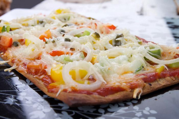 Lizza pizza review