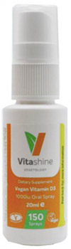 Vitashine vegan vitamine D3