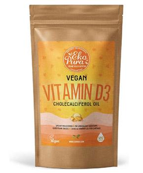 Ekopura vegan vitamine d3