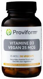 Vitamine D3 Proviform
