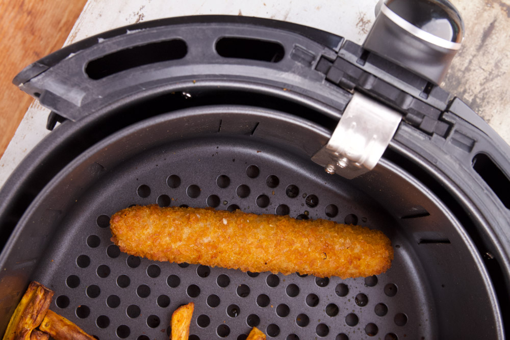 vegan frituursnacks airfryer