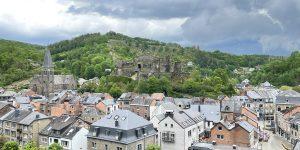 Vegans op vakantie in La Roche Ardennen