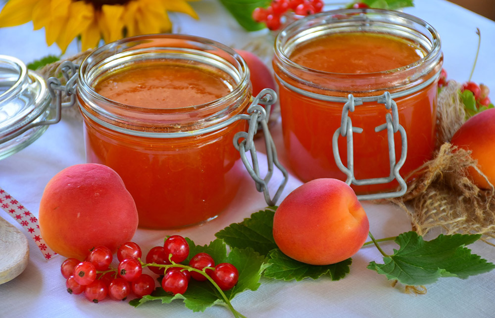 Fruit inmaken jam