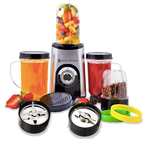 Kitchenbrothers blender to go