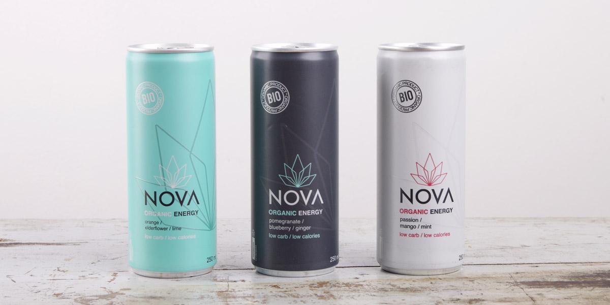 Nova organic energy drink review