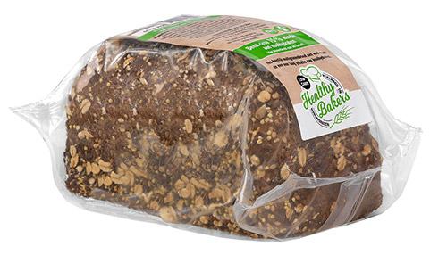 Koolhydraatarm brood van Healthy Bakers
