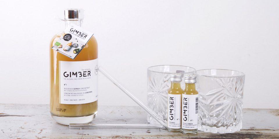 Gimber review - mijn ervaring met deze gember drink en gift box