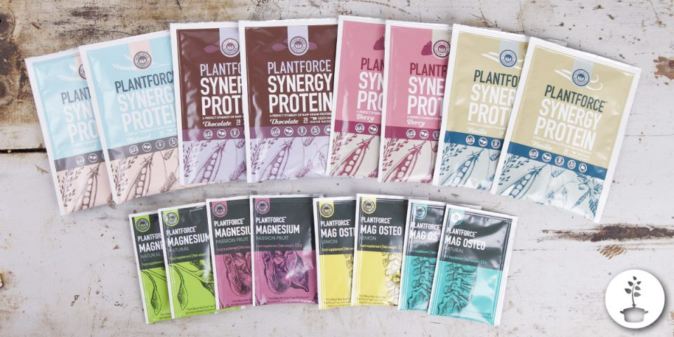 Plantforce Synergie protein & magnesium - review