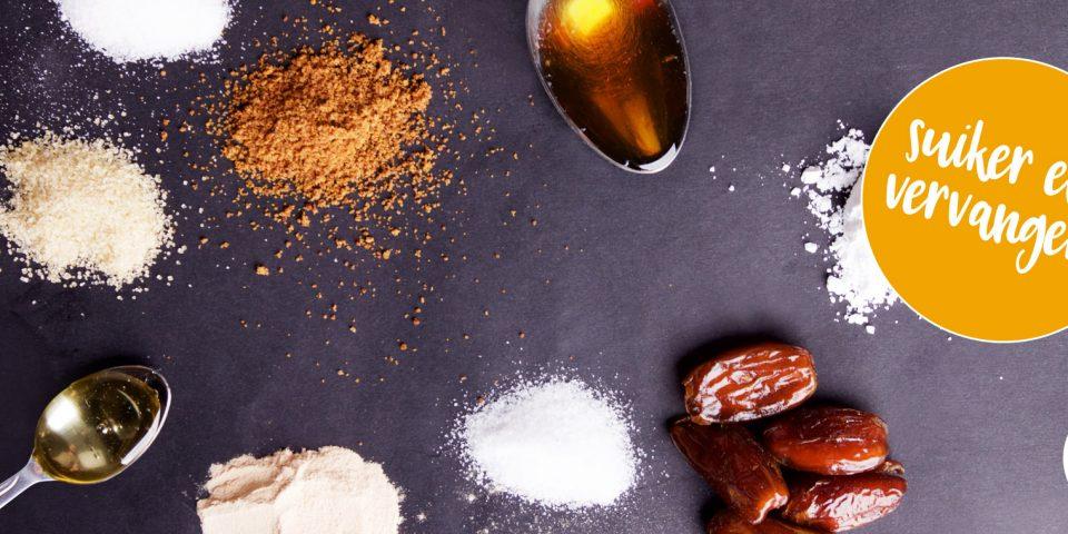 Suiker en suikervervangers