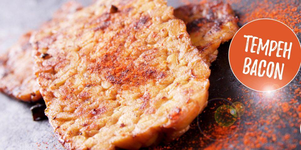 Tempeh bacon recept