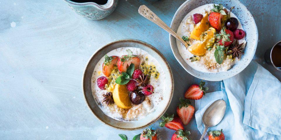 Vegan ontbijt ideetjes