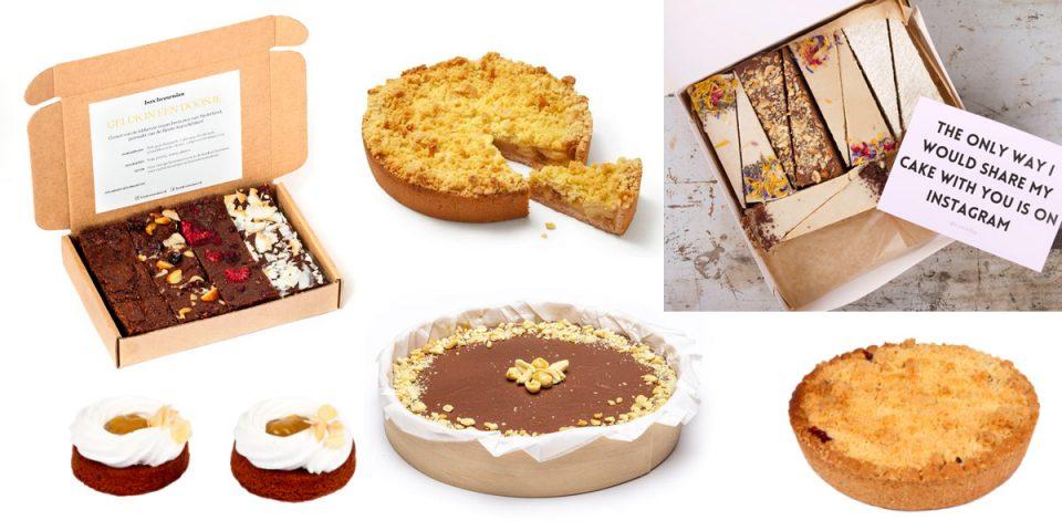 Vegan taart bestellen