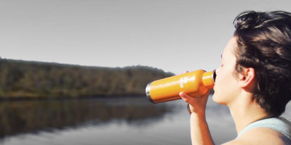 De voordelen van water drinken